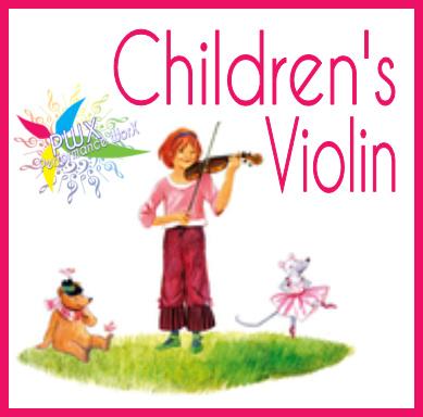 CHILDREN'S VIOLIN MATERIALS