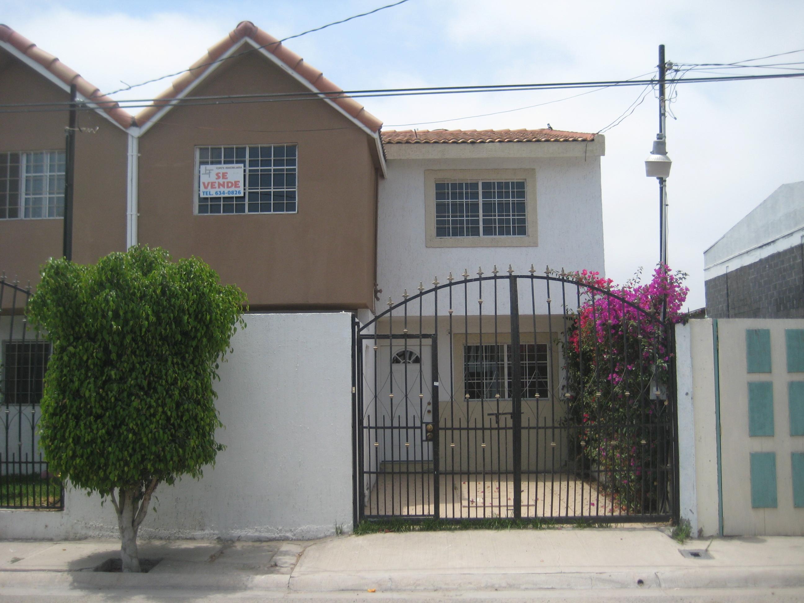 Casa en Otay Insurgentes