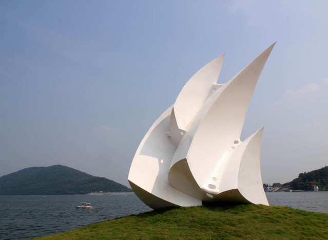 Sails - Olympik Park - Nanjing  - China