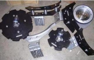 Custom Change Parts
