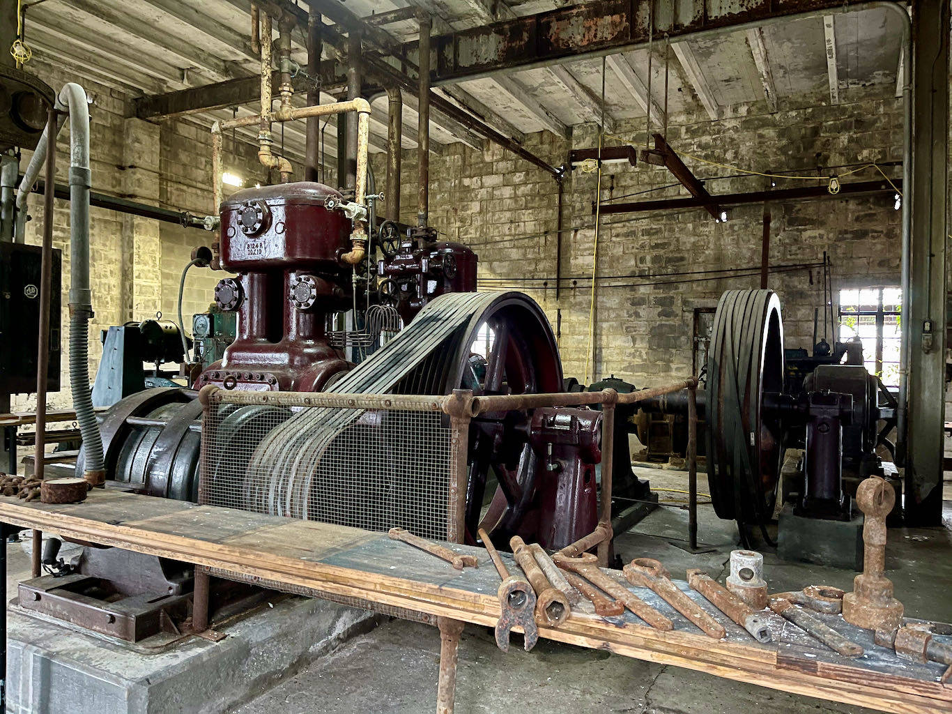 The Power Plant - Old Samuels Distillery