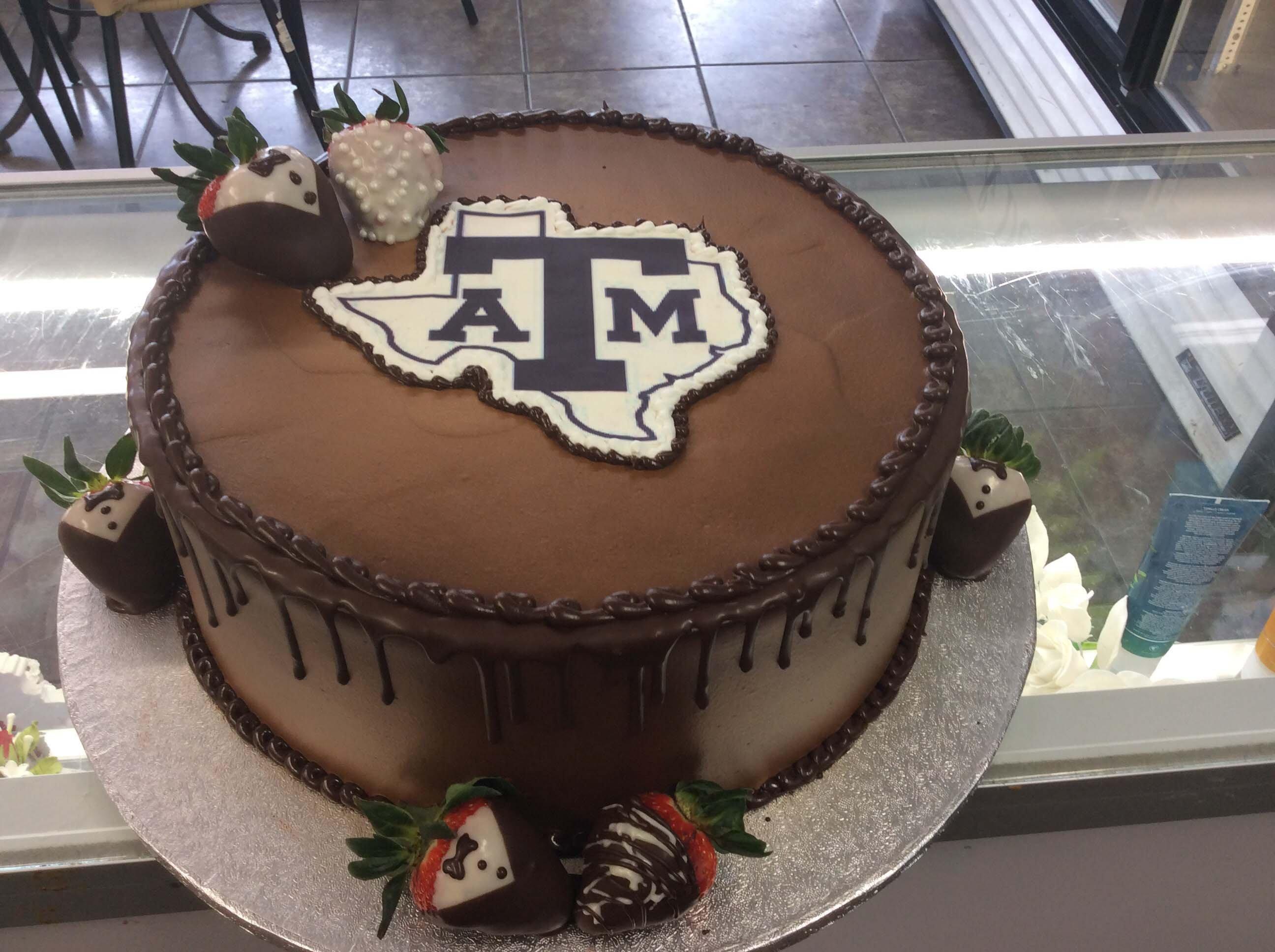 ATM Chocolate Cake