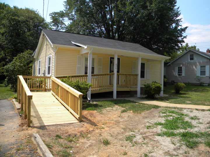House After Restoration