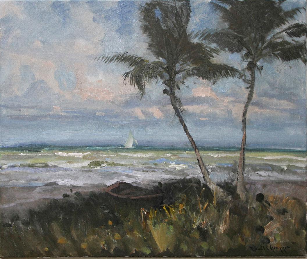 Caribbean Coast 30x36