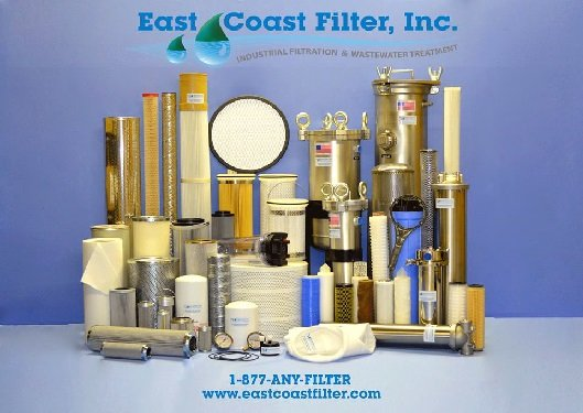 East Coast Filter, Inc. products