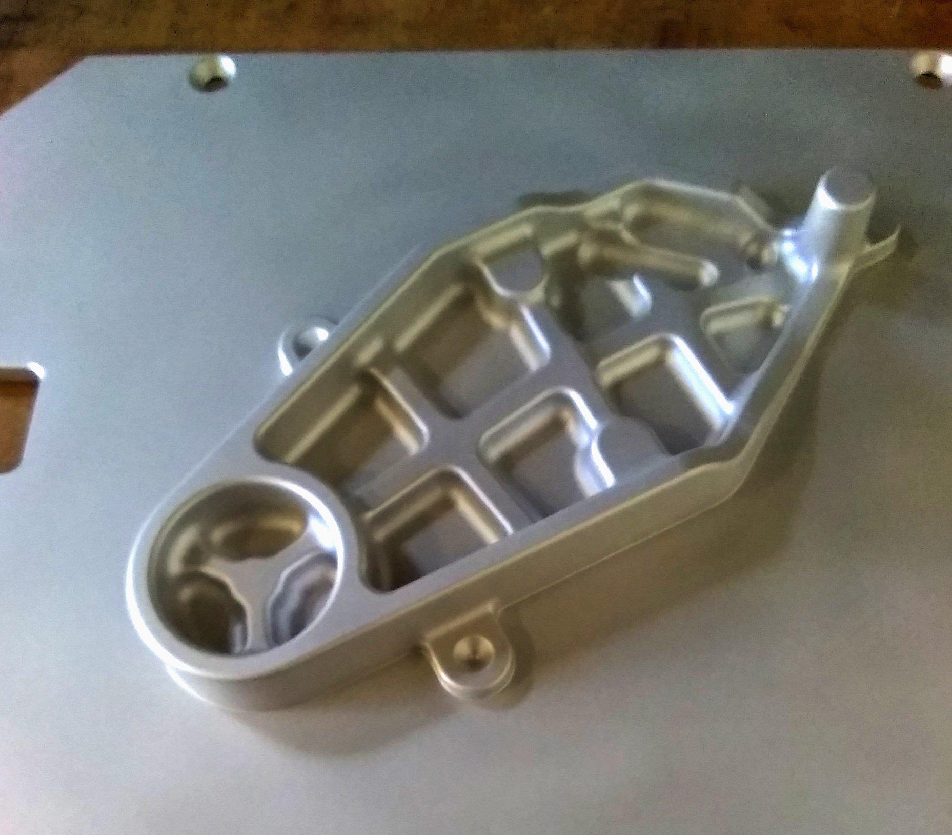 Aluminum Match Plate