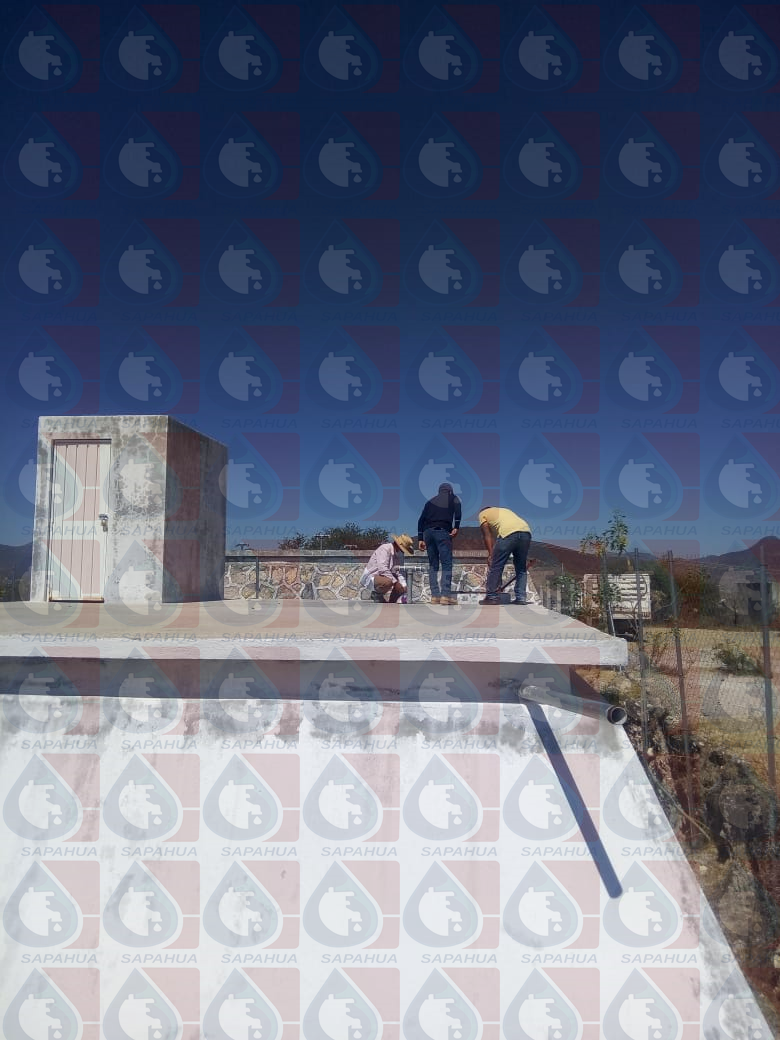"""Puesta en operación pozo """"La Estancia"""" Mes: febrero"""