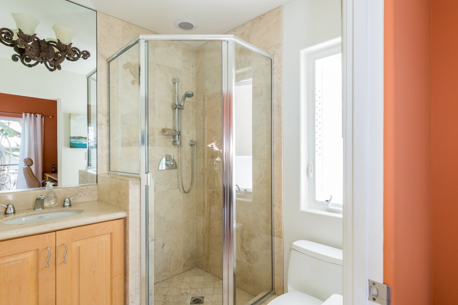HB Executive Home Shower
