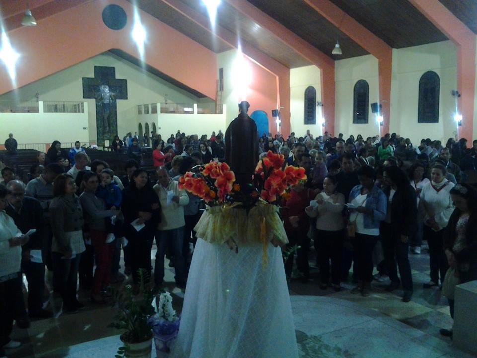 Clique e veja fotos do último Tríduo de São Benedito (2014)