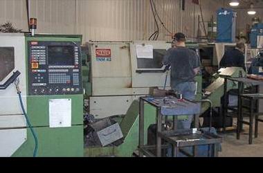 CNC screw machines||||