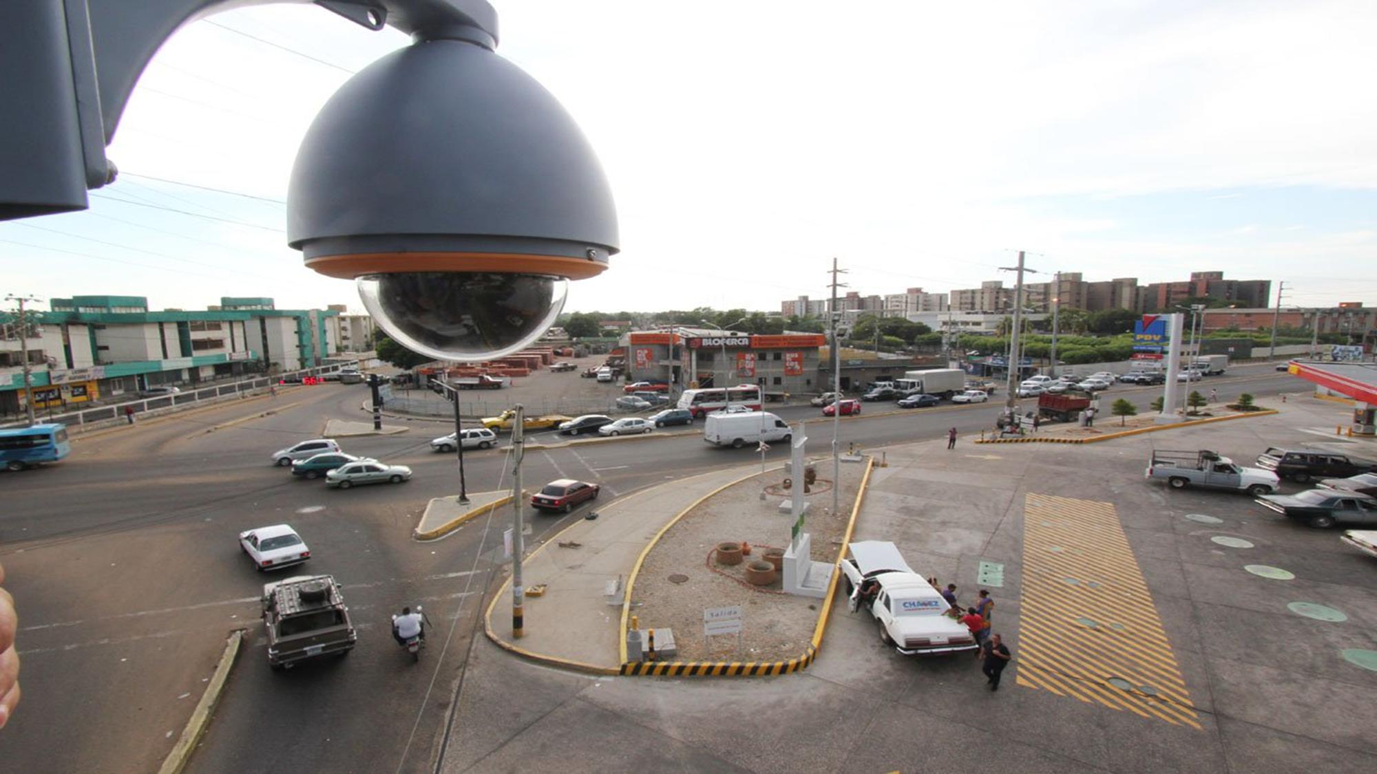 GUERRERO CCTV urbana  Radios de Enlace