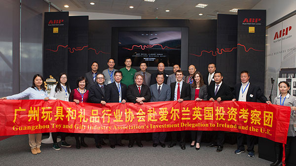Gift Industry Delegation