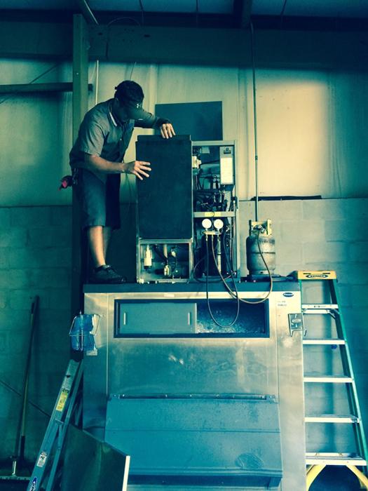 Refrigeration / HVAC Services