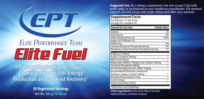 Elite Fuel Protocol