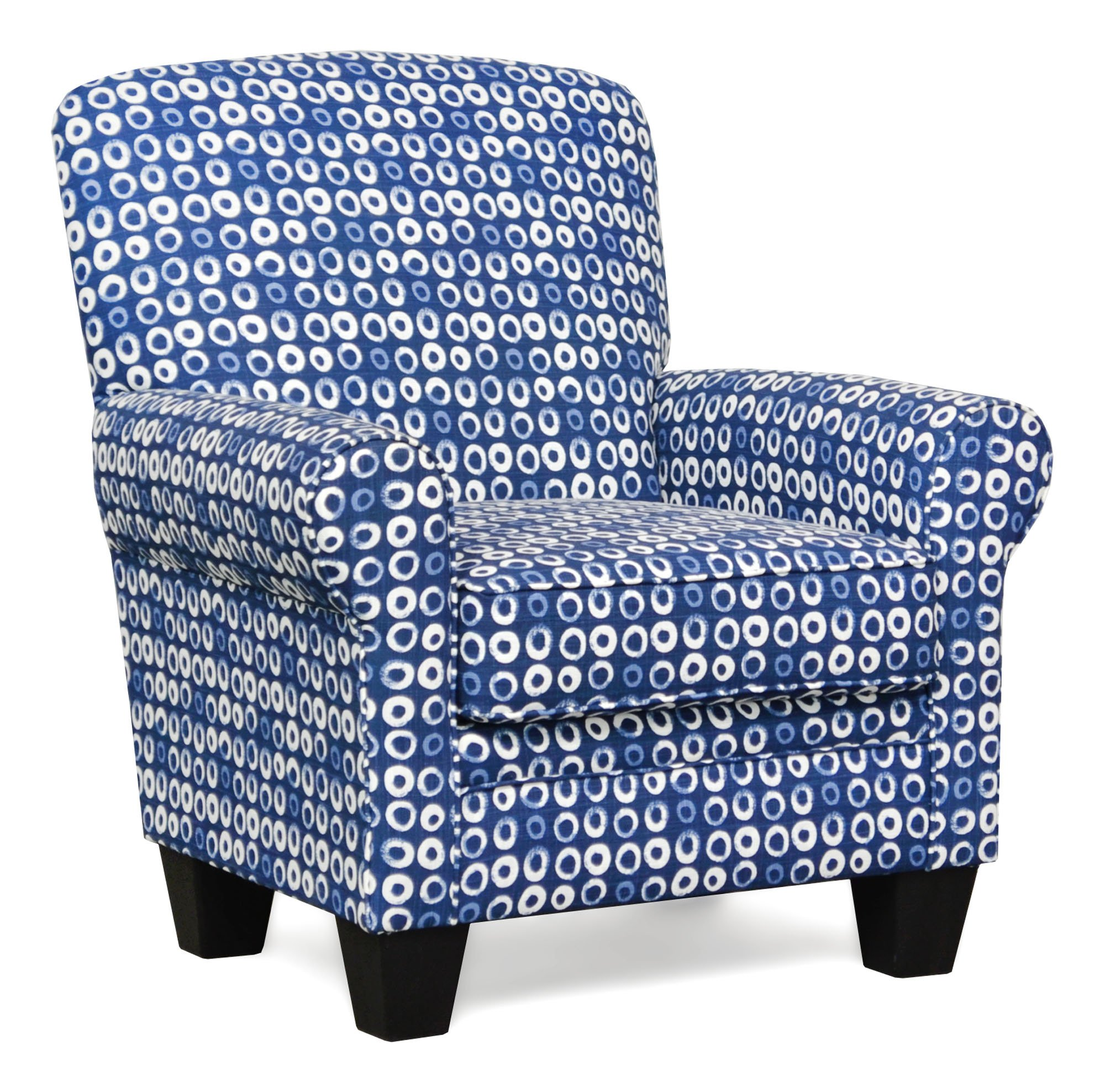 500 Quinn Denim Accent Chair