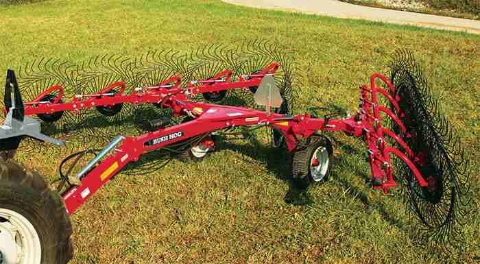 XLRR Wheel Rake, We Stock the 10  wheel model