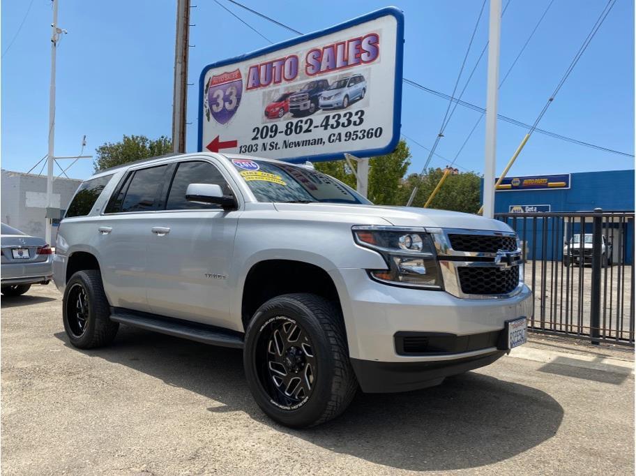 2016 Chevrolet Tahoe LT Sport Utility 4D