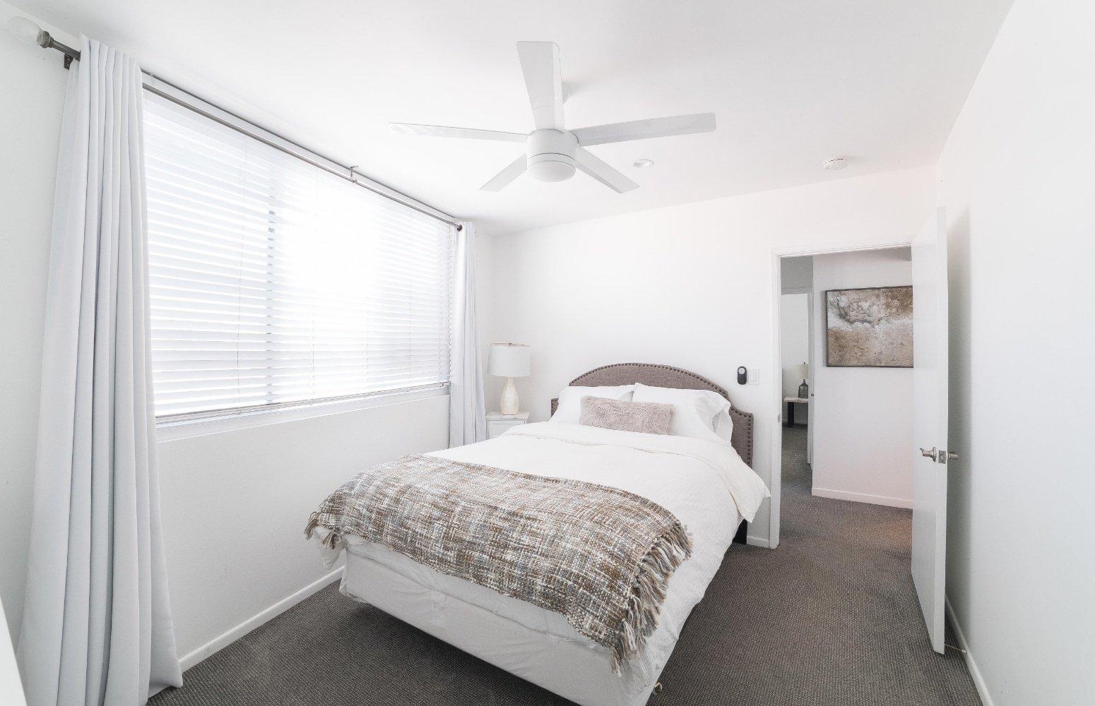 Hermosa Beach Apartment Bedroom 2