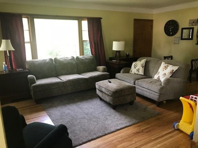 Hyacinth House Living Room