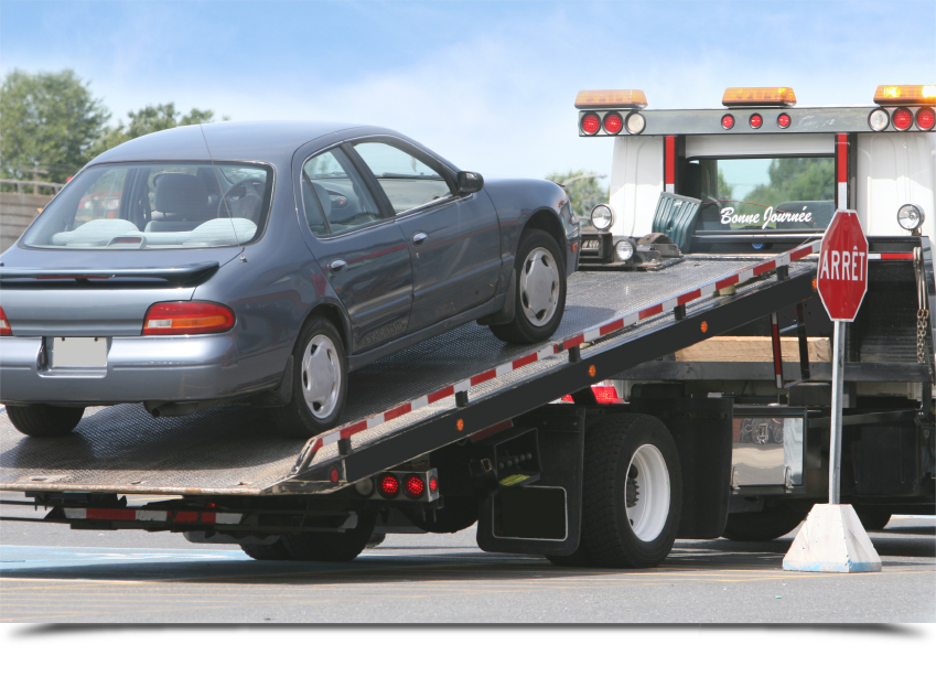 Auto flat towing||||