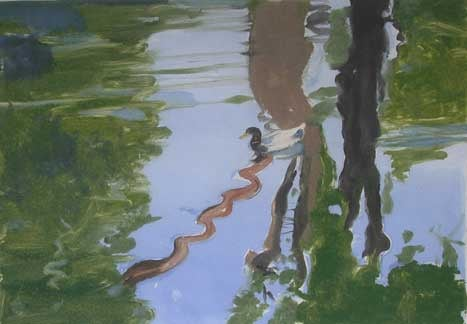 Don Williams, Pond Reflections #2