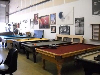SOMAR BILLIARDS Used Pool Tables - First pool table