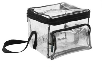 28 TDCJ Gear 7 Clear Bag
