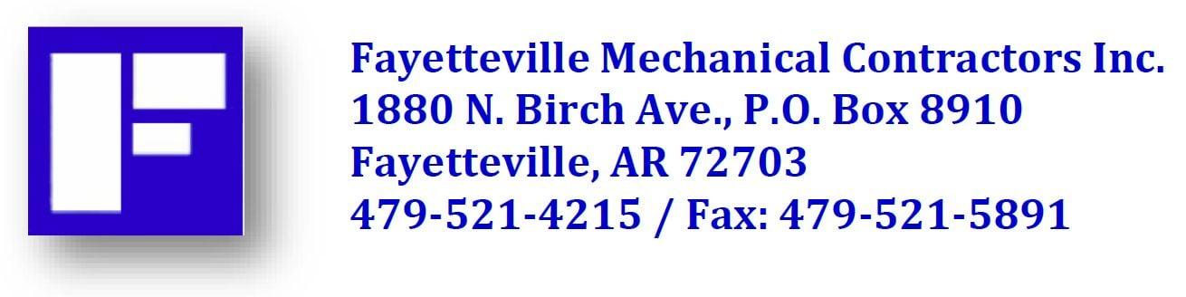 Fayetteville Mechanical Contractors