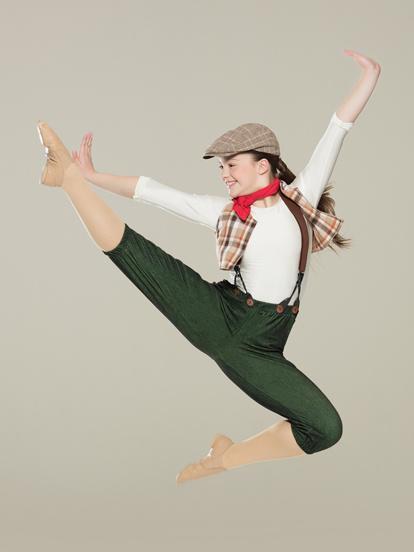"""Ballet II - """"Chim Chim Cher-ee"""""""