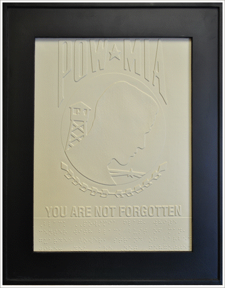 POW MIA Flag||||$4.00 (frame not included) Click to enlarge