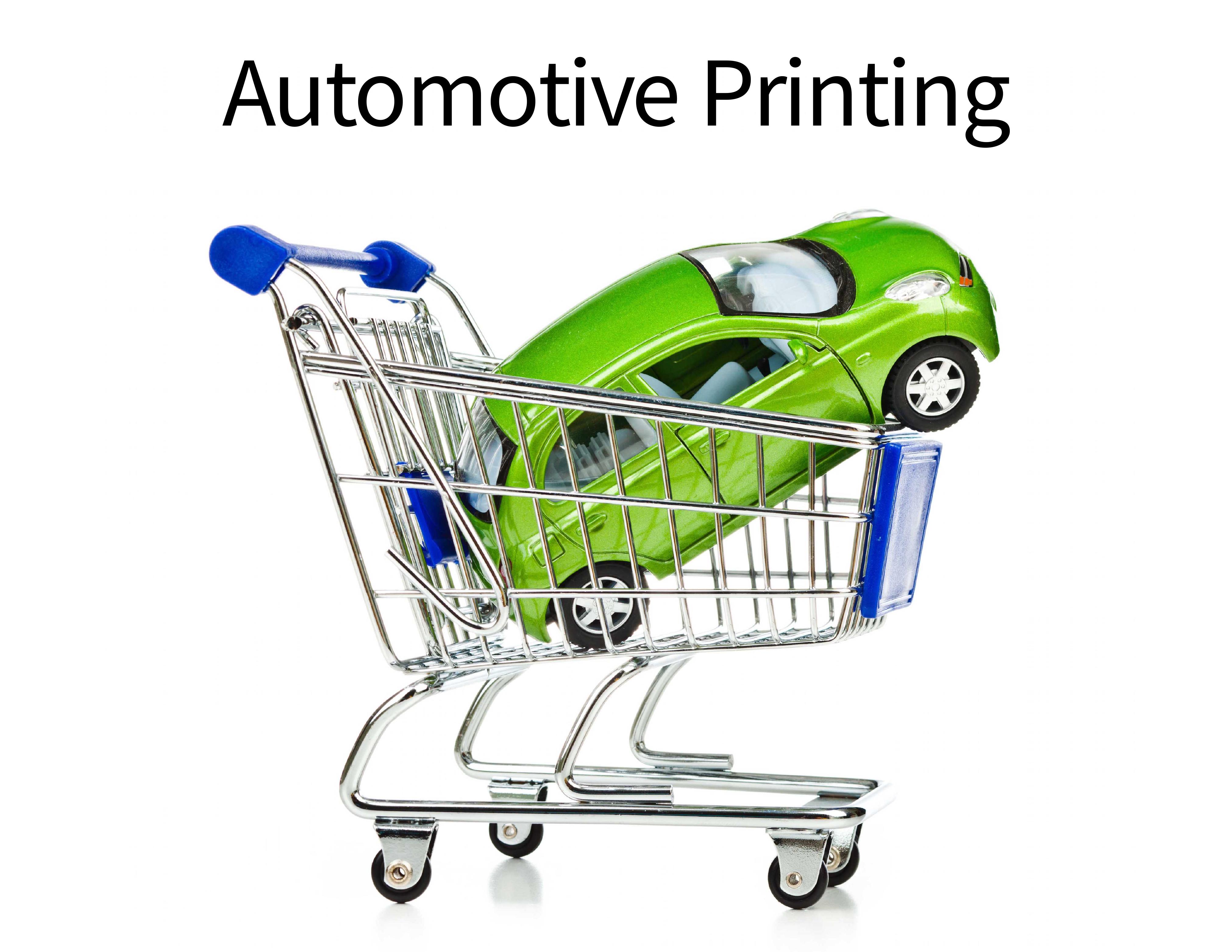 Automotive Printing