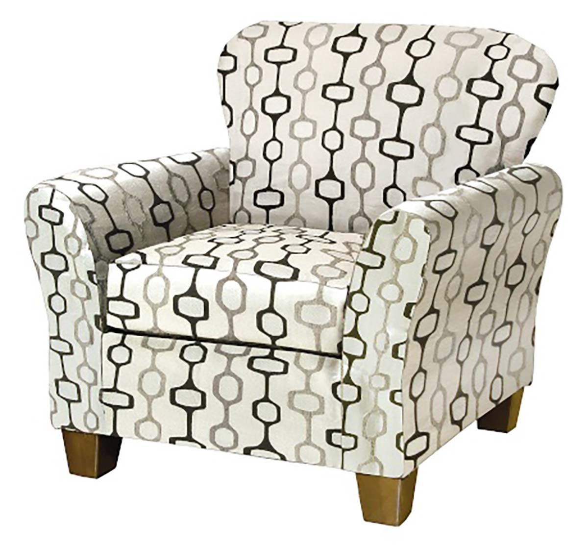 Serta 3010 Accent Chair Handcuff
