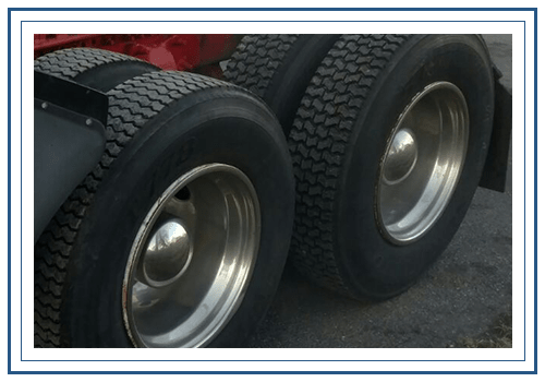Eighteen Wheeler Truck Tires