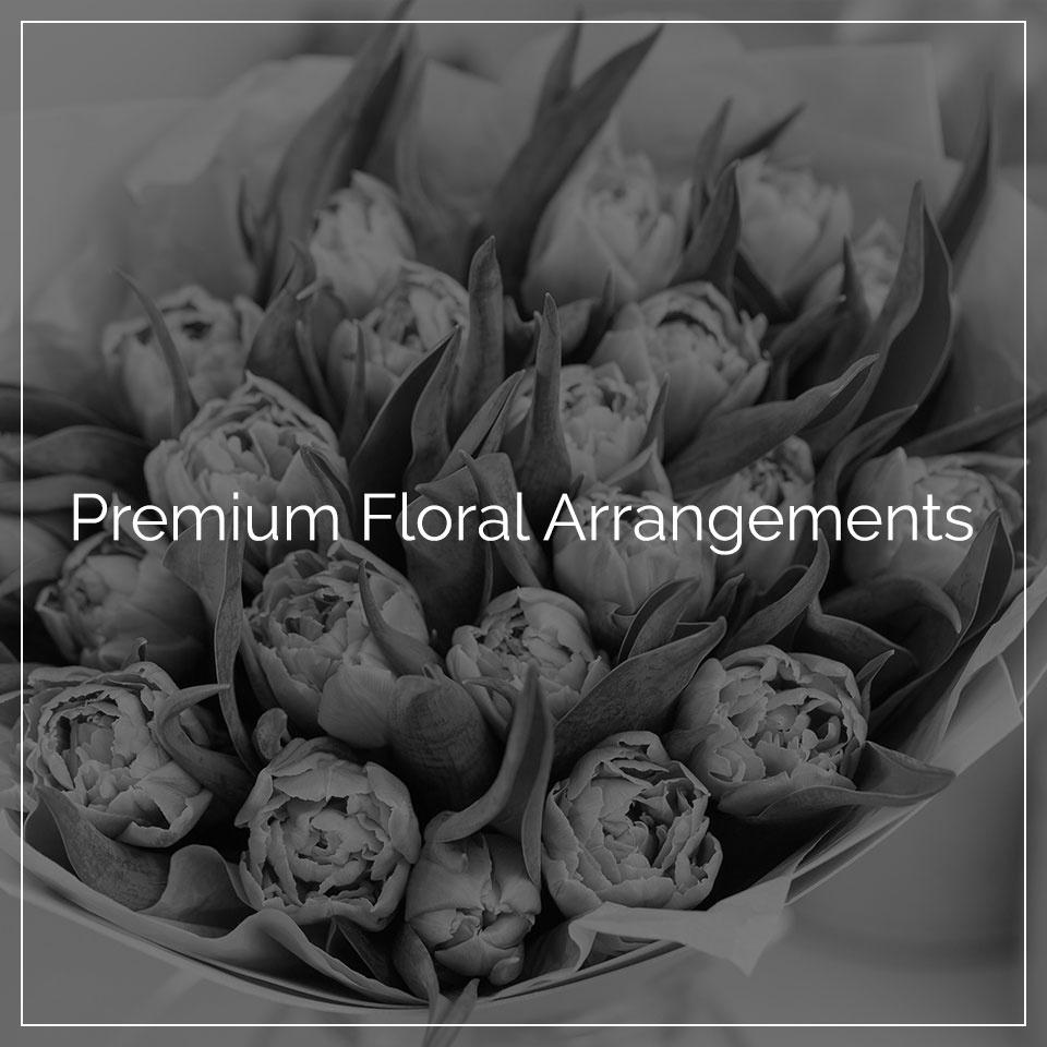 Premium Floral Arrangements