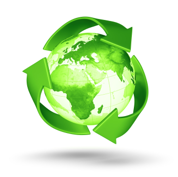 Environmentally friendly oil recycling