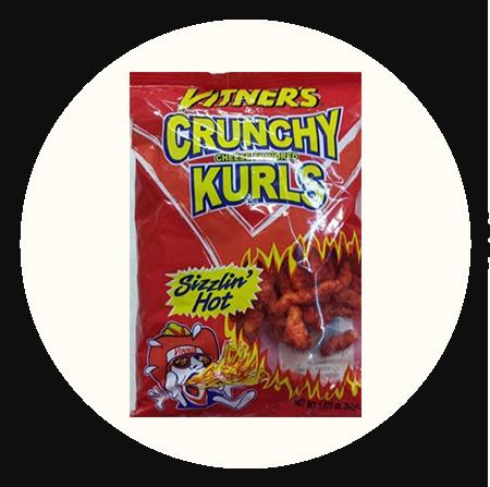 Vitner's Crunchy Kurls
