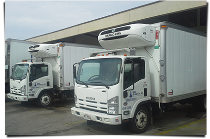 Refrigeration trucks AC repair||||
