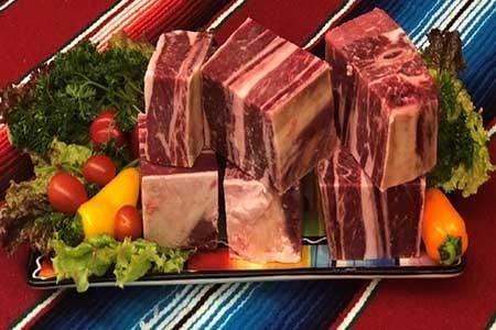 Beef Short Ribs C/U 2x2