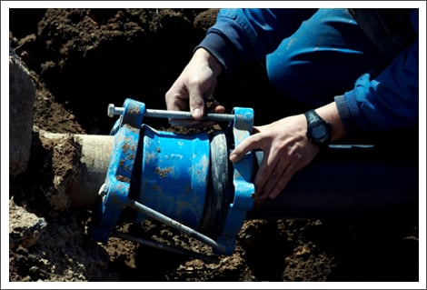 Fixing pipe water||||