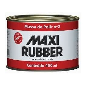MASSA DE POLIR NUMERO 1 E 2