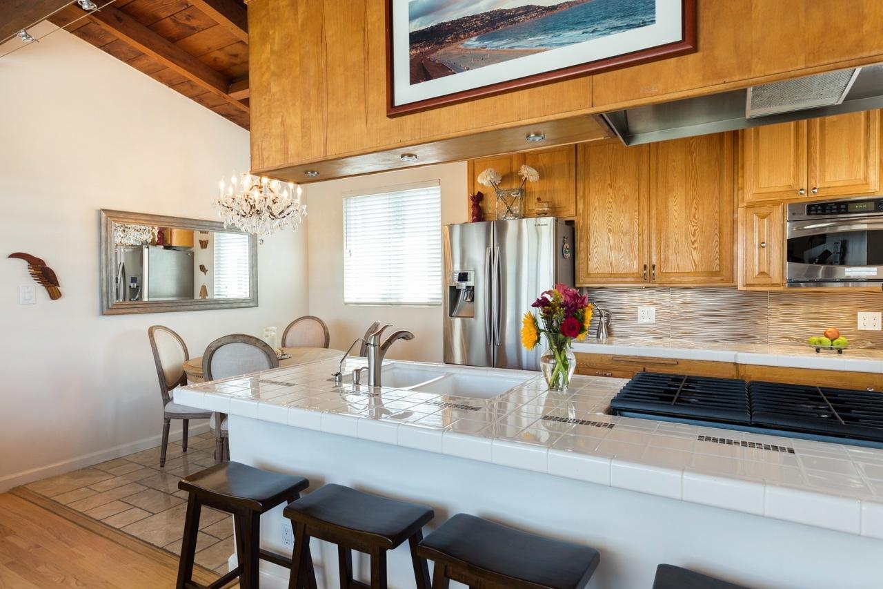 Hermosa Beach House 1 Kitchen 1