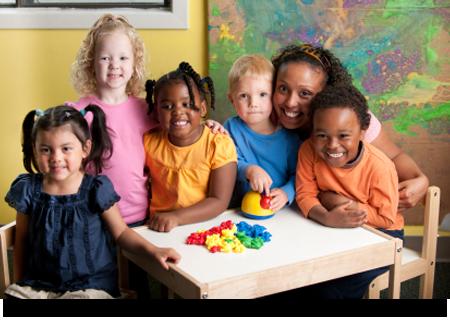 Children in preschool||||