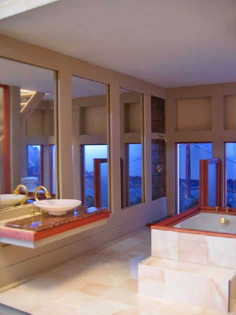 Mirrored Luxury