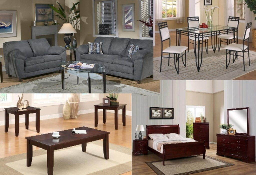 Furniture Clearance Center Packages