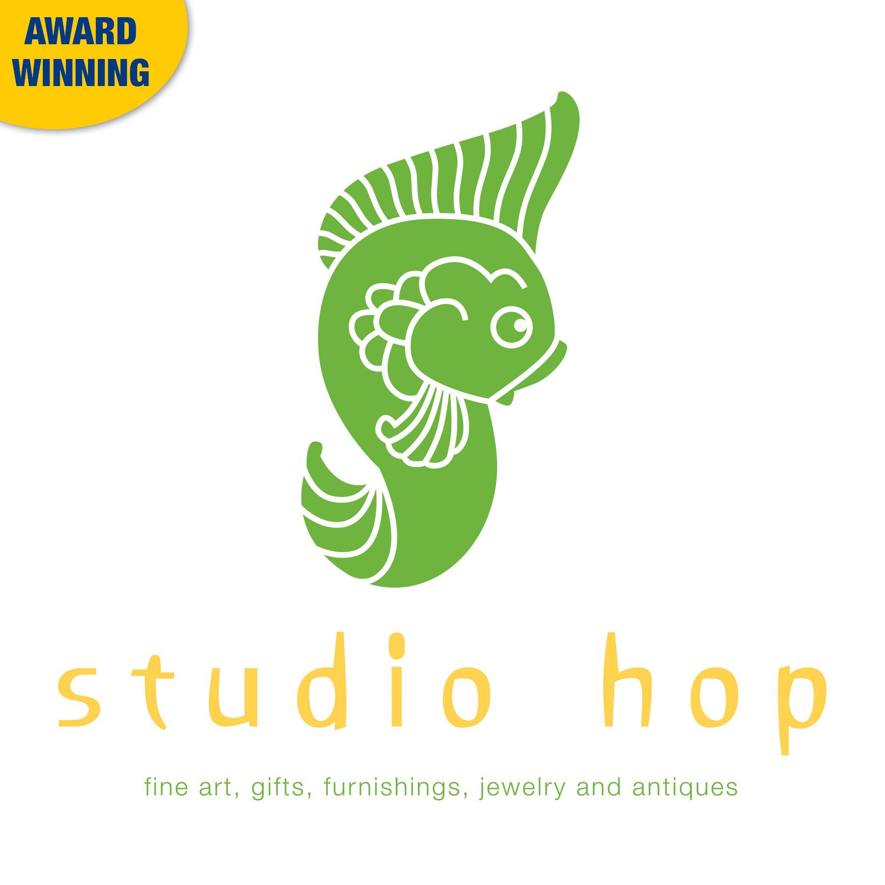 Studio Hop Gallery Logo