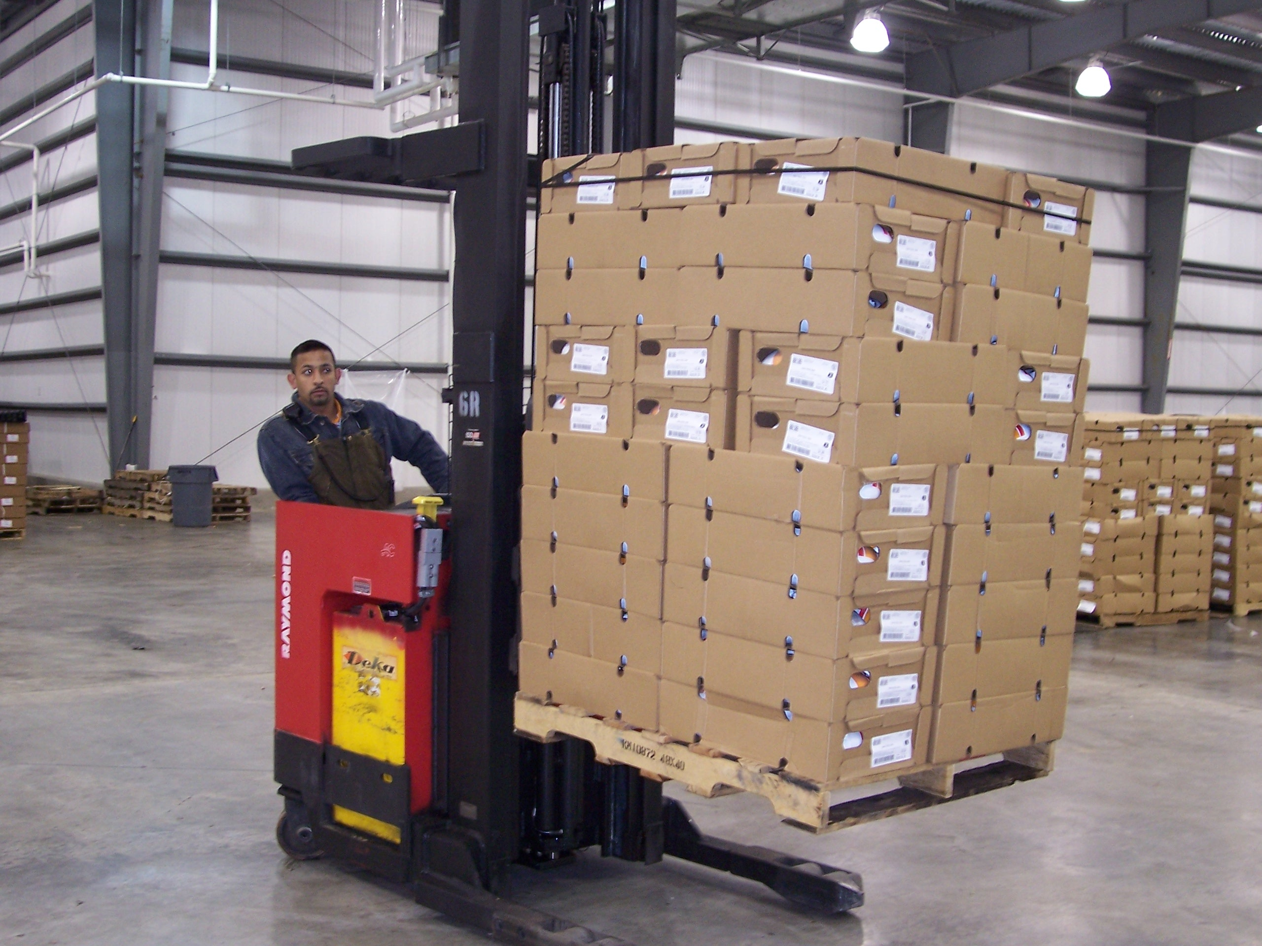 Lanier Cold Storage - About Us