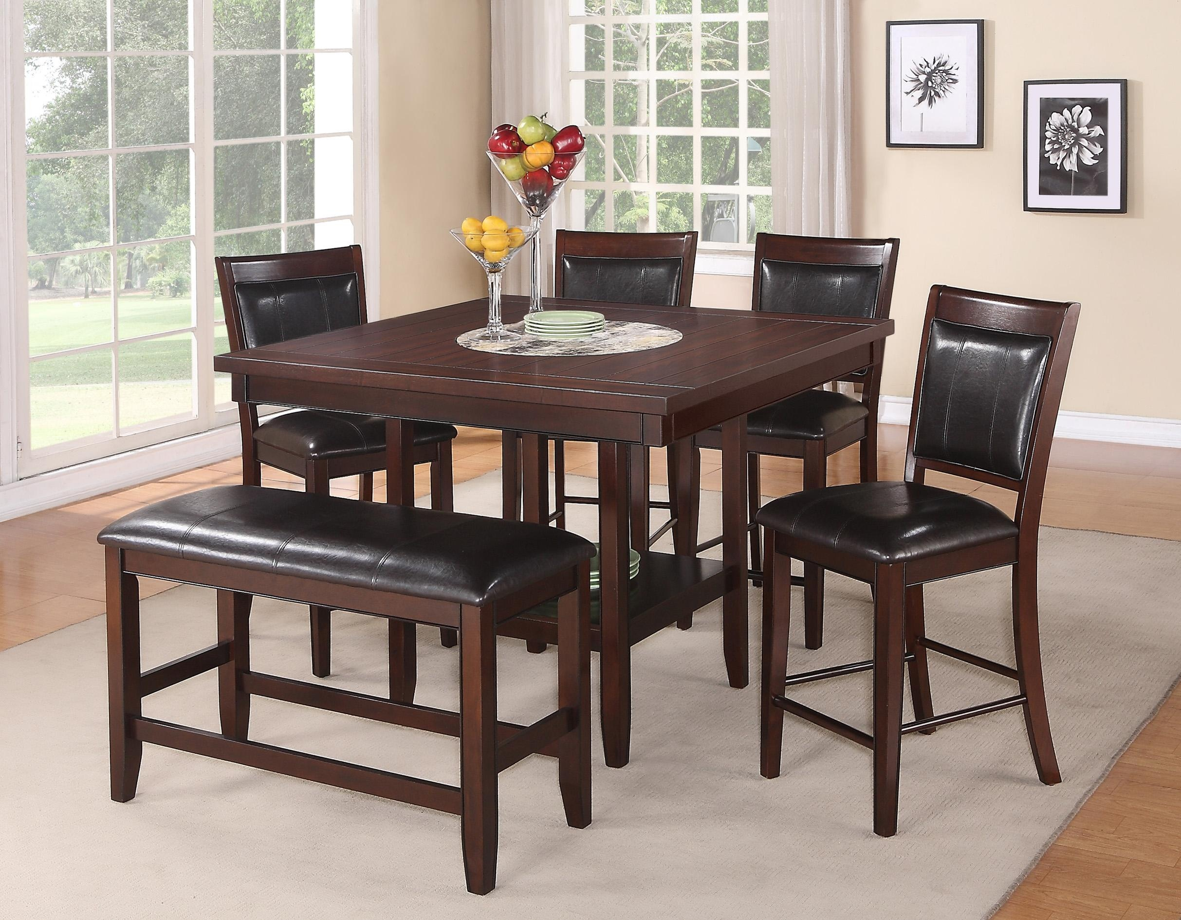 fulton 5 piece counter height cm table
