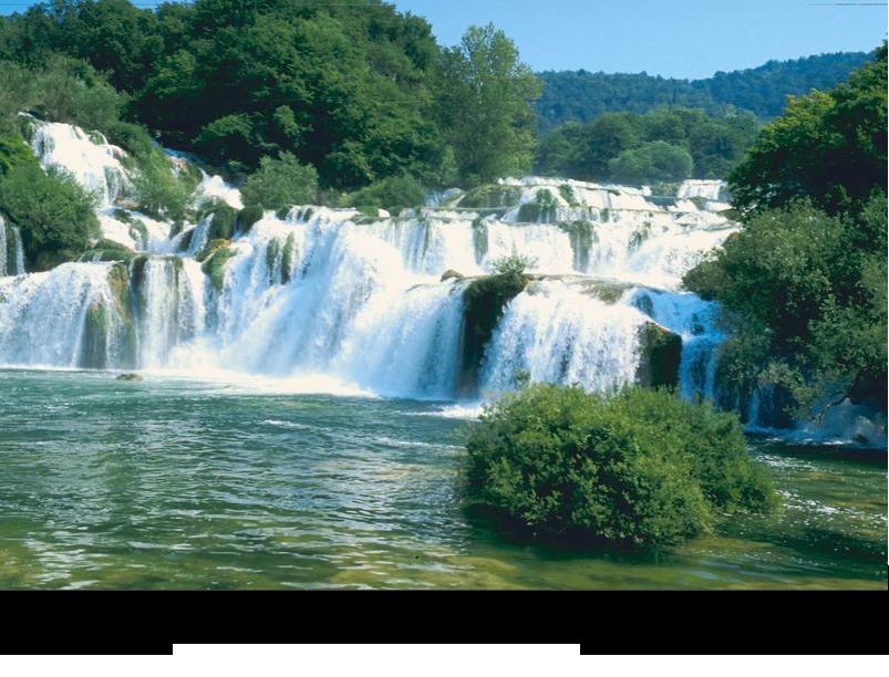 Beautiful moving waterfalls||||