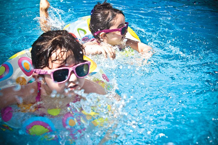 Nine Tips To Keep Child Safe Around Water This Summer