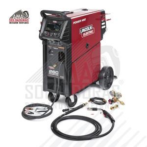 Power MIG 260 MIG Welder K3520-1